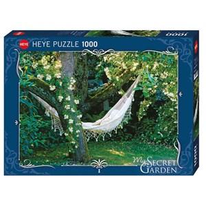 "Heye (29691) - Marion Nickig: ""Hammock"" - 1000 pieces puzzle"