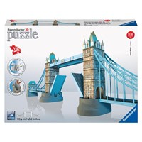 "Ravensburger (12559) - ""Tower Bridge, London"" - 216 pieces puzzle"