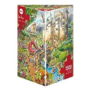 """Heye (29414) - Hugo Prades: """"Fairy Tales"""" - 1500 pieces puzzle"""
