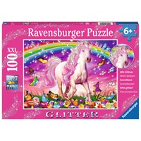"Ravensburger (13927) - ""A Horse's Dream"" - 100 pieces puzzle"
