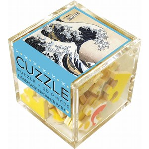 "Puzzle Michele Wilson (Z943) - Hokusai: ""The Great Wave"" - 30 pieces puzzle"