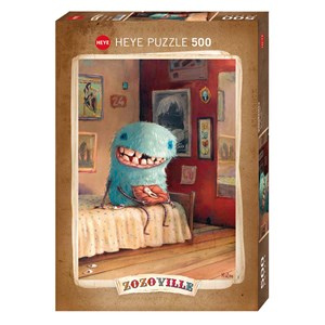 "Heye (29701) - Mateo Dineen: ""Milk Tooth"" - 500 pieces puzzle"