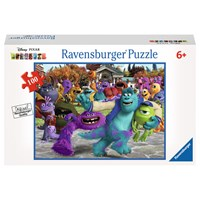 "Ravensburger (10576) - ""Picture Day"" - 100 pieces puzzle"
