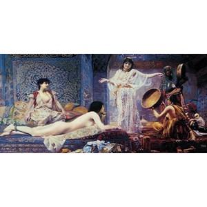 """Art Puzzle (71022) - Paul Leroy: """"Arab Dance"""" - 1000 pieces puzzle"""