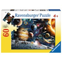 "Ravensburger (09615) - Adrian Chesterman: ""Outer Space"" - 60 pieces puzzle"