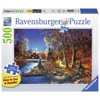 "Ravensburger (14916) - Jim Hansel: ""Still of the Night"" - 500 pieces puzzle"