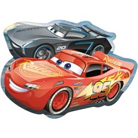 "Ravensburger (05454) - ""Cars 3"" - 24 pieces puzzle"