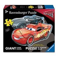 """Ravensburger (05454) - """"Cars 3"""" - 24 pieces puzzle"""