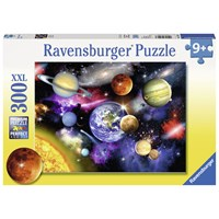 "Ravensburger (13226) - Howard Robinson: ""Solar System"" - 300 pieces puzzle"