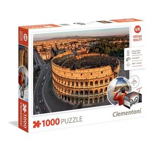 """Clementoni (39403) - """"Rome"""" - 1000 pieces puzzle"""