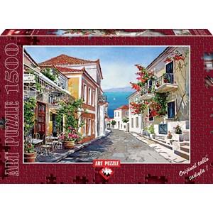 "Art Puzzle (4616) - Pantelis Zografos: ""Galaxithi"" - 1500 pieces puzzle"