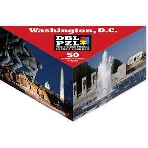 "Pigment Hue (DBLWDC-00918) - ""Washington D.C."" - 50 pieces puzzle"