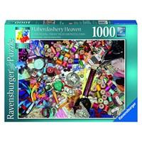 "Ravensburger (19396) - ""Haberdashery Heaven"" - 1000 pieces puzzle"
