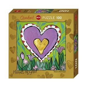 """Heye (29764) - Stefanie Steinmayer: """"Spring"""" - 100 pieces puzzle"""