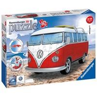 "Ravensburger (12516) - ""Volkswagen T1"" - 162 pieces puzzle"