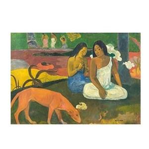 """Piatnik (5526) - Paul Gauguin: """"Arearea"""" - 1000 pieces puzzle"""
