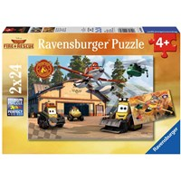 "Ravensburger (09084) - ""Always in Action"" - 24 pieces puzzle"