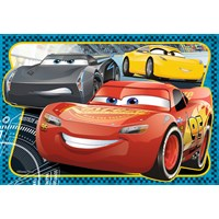 "Ravensburger (07808) - ""Cars 3, I Can Win!"" - 24 pieces puzzle"
