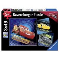 """Ravensburger (08026) - """"Cars 3"""" - 49 pieces puzzle"""
