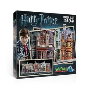 """Wrebbit (Wrebbit-Set-Harry-Potter-1) - """"Harry Potter Set"""" - 2645 pieces puzzle"""