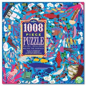 """eeBoo (50650) - """"Below the Surface"""" - 1008 pieces puzzle"""