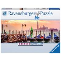 "Ravensburger (15082) - ""Gondolas in Venice"" - 1000 pieces puzzle"