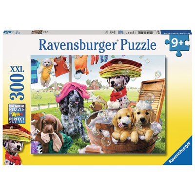 "Ravensburger (13205) - ""Laundry Day"" - 300 pieces puzzle"