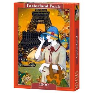 "Castorland (C-103591) - Helena Lam: ""Paris Street"" - 1000 pieces puzzle"