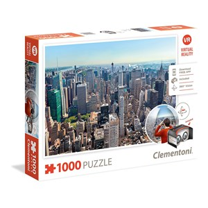 "Clementoni (39401) - ""New York"" - 1000 pieces puzzle"