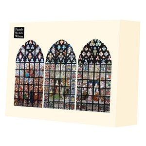 """Puzzle Michele Wilson (A543-2500) - """"Cathedral of Our Lady"""" - 2500 pieces puzzle"""