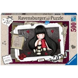 """Ravensburger (14345) - Santoro Gorjuss: """"The Collector"""" - 500 pieces puzzle"""