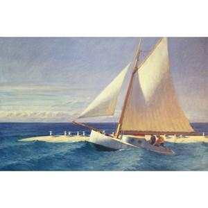 """Puzzle Michele Wilson (A278-350) - Edward Hopper: """"The Sailboat"""" - 350 pieces puzzle"""
