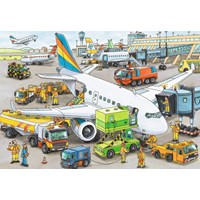 "Ravensburger (08603) - ""Airport Activities"" - 35 pieces puzzle"
