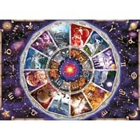 "Ravensburger (17805) - ""Astrology"" - 9000 pieces puzzle"