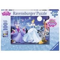 """Ravensburger (13671) - """"Adorable Cinderella"""" - 100 pieces puzzle"""