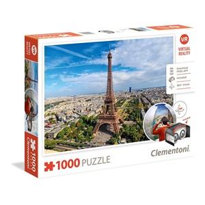 """Clementoni (39402) - """"Paris"""" - 1000 pieces puzzle"""