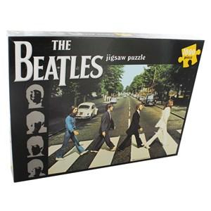 "Aquarius (65115) - ""Beatles, Abbey Road"" - 1000 pieces puzzle"