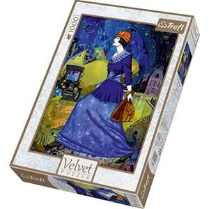 "Trefl (10507) - Helena Lam: ""A stroll in Paris"" - 1000 pieces puzzle"
