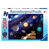 "Ravensburger (12796) - ""The Solar System"" - 200 pieces puzzle"