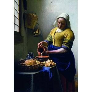 "PuzzelMan (382) - Johannes Vermeer: ""The Milkmaid"" - 1000 pieces puzzle"