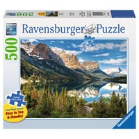 "Ravensburger (14852) - ""Beautiful Vista"" - 500 pieces puzzle"