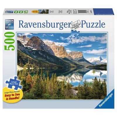 "Ravensburger (14852) - ""Beautiful Vista"" - 500 pieces puzzle"