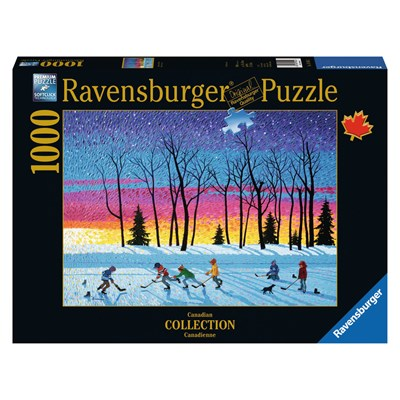 "Ravensburger (19544) - ""Sundown & Stars"" - 1000 pieces puzzle"