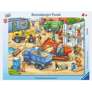 Ravensburger Frame Puzzle Construction → Price comparison
