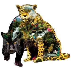 """SunsOut (97280) - Alixandra Mullins: """"Black Beauty"""" - 1000 pieces puzzle"""