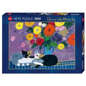 "Heye (29818) - Rosina Wachtmeister: ""Sleep Well!"" - 1000 pieces puzzle"