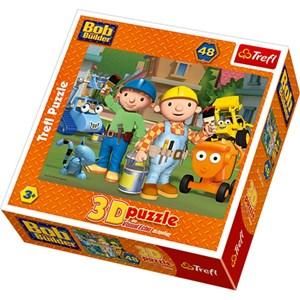 "Trefl (35743) - ""Bob the handyman"" - 48 pieces puzzle"
