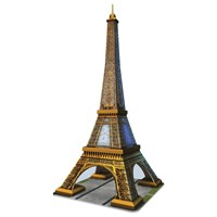 "Ravensburger (12556) - ""Eiffel Tower"" - 216 pieces puzzle"