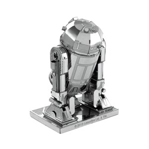 "Metal Earth (Metal-Earth-MMS250) - ""Star Wars, R2-D2"" - 21 pieces puzzle"