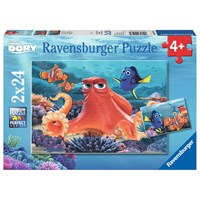 "Ravensburger (09103) - ""Finding Dory: Always Swimming"" - 24 pieces puzzle"